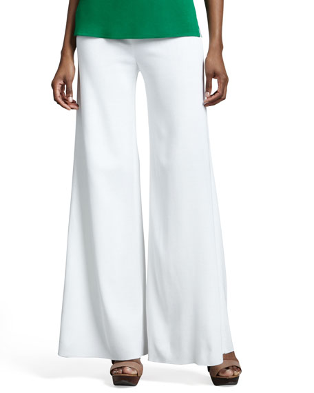 Misook Palazzo Fit-&-Flare Pants, Women's