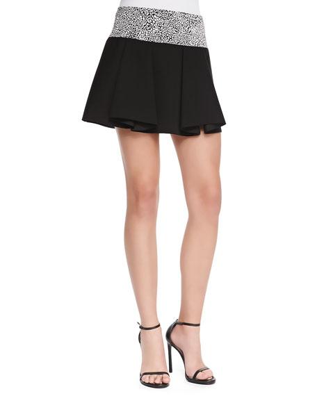 Cheetara Flouncy Jersey Skirt