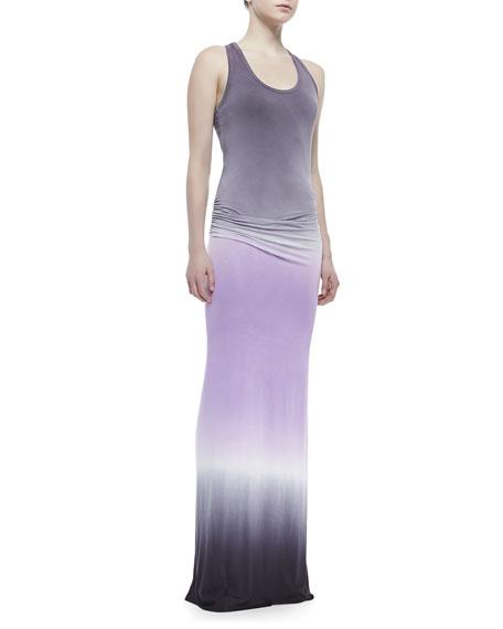 Hamptons Ombre Jersey Maxi Dress