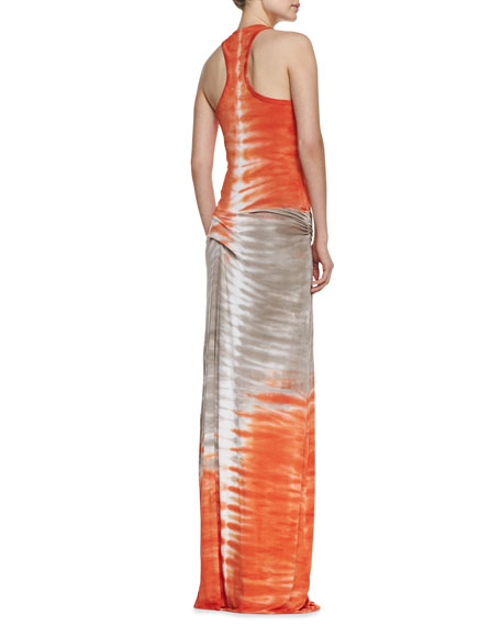Hamptons Sleeveless Maxi Dress
