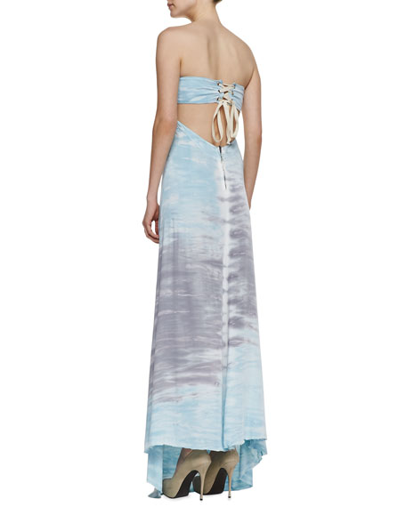 Miche Strapless Maxi Dress