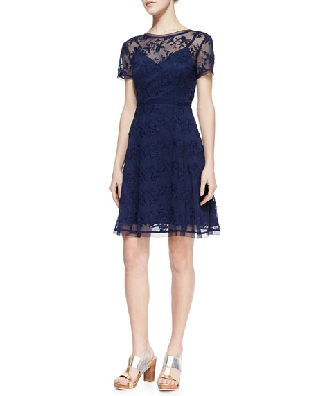 Lacy Not Racy Lace Dress