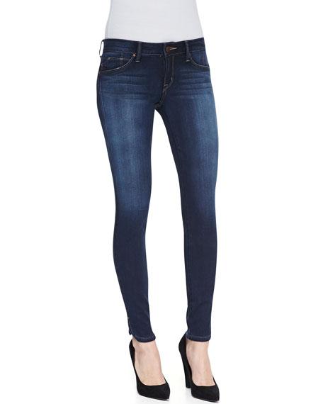 Sterling Street Skinny Jeans, Dark Blue