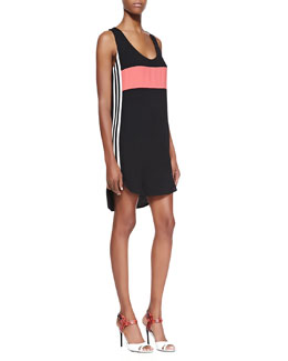 Rebecca Minkoff Sterling Striped Shift Dress