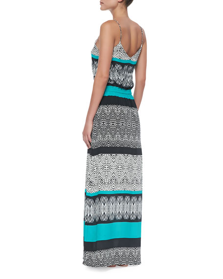 Sawi Mabel Silk Long Dress