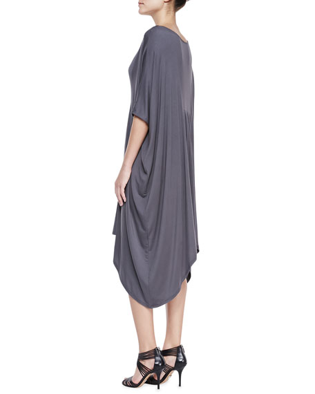 Theo Jersey Midi Dress, Women's