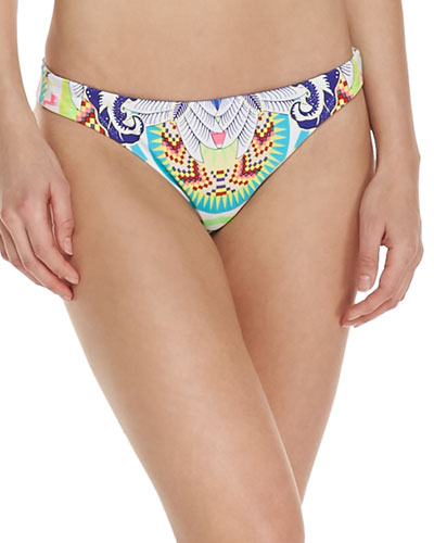 Mara Hoffman Low-Rise Printed Swim Bottom