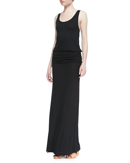 Wilcox Jersey Sleeveless Maxi Dress
