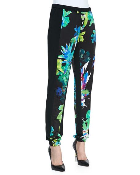 Emmy Aruba-Print Pants