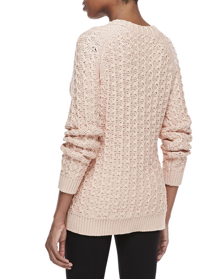 Kice Yark Woven Sweater