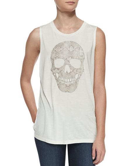 Python-Print-Skull Tank