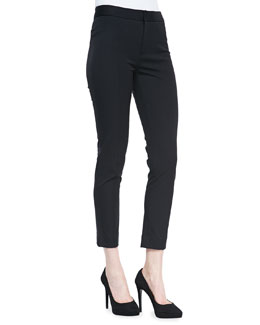 NYDJ Bi-Stretch Ankle Pants, Petite