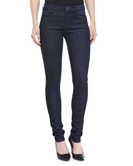 Theyskens' Theory Skinny Denim Pants, Vintage Indigo