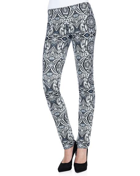 Marta Printed Pants