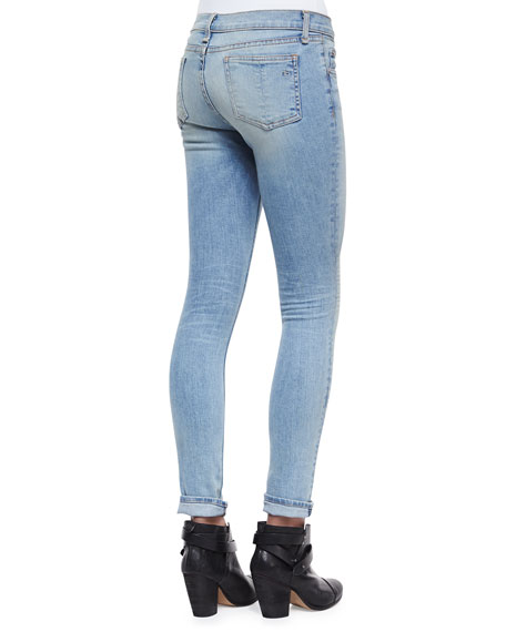 The Skinny Ripped Jeans, Convoy