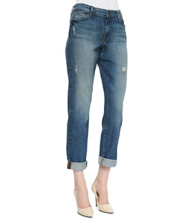 CJ by Cookie Johnson Glory Slim Boyfriend Jeans, Hitsville