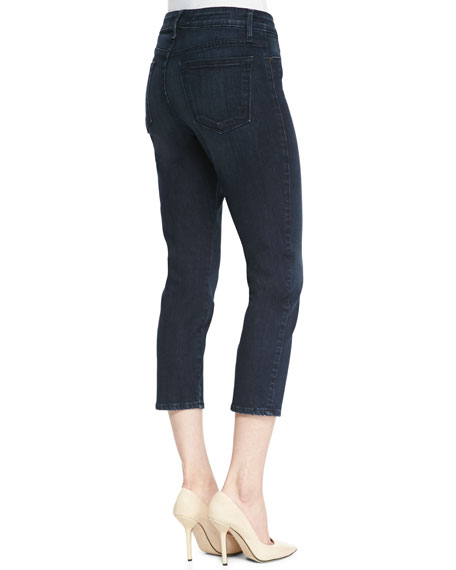 Believe Cropped Jeans, Crawford