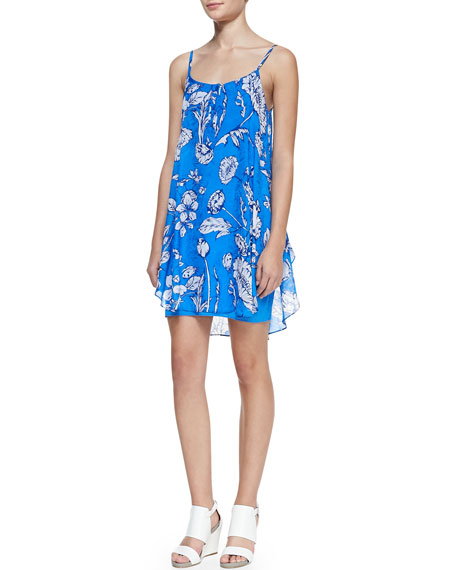 Rhi Printed Tank Dress
