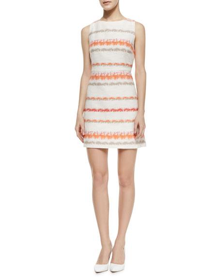 Eli Knit Boat-Neck Dress