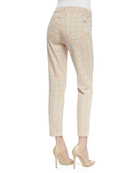 Sandra D. Skinny Ankle Jeans