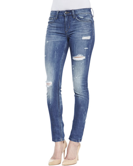Sloane Vintage Reserve Skinny-Leg Jeans