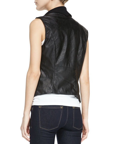 Private Practice Draped Combo Vest