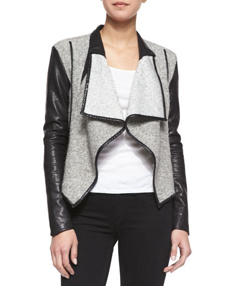 Blank Sofa King Combo Drape Jacket