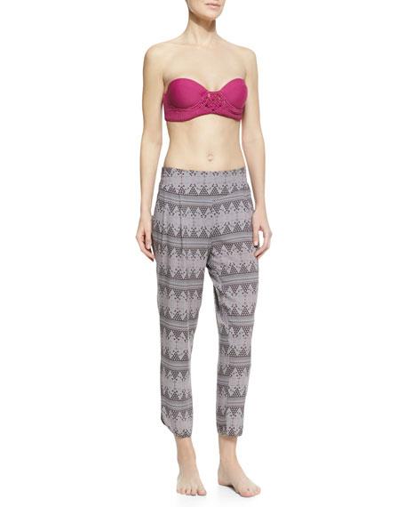 Ashwood Knit Cropped Coverup Pants
