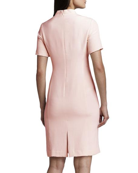 Gathered Side Dress, Shell