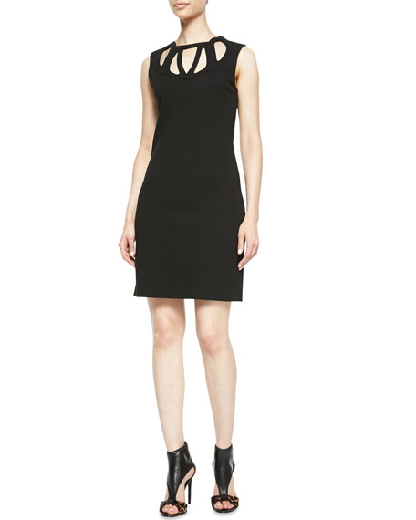 Amy Knit Cutout Dress