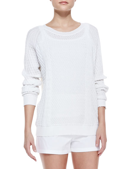 Yaif Kalli Pullover Sweater