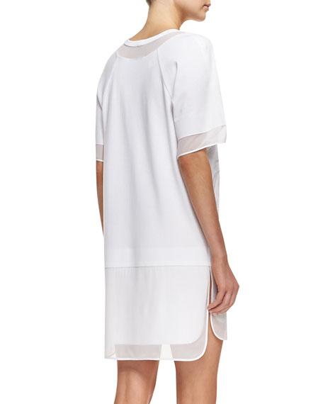 Dandelion Embroidered Dress