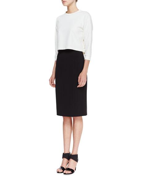 Rhin Austell Pencil Skirt