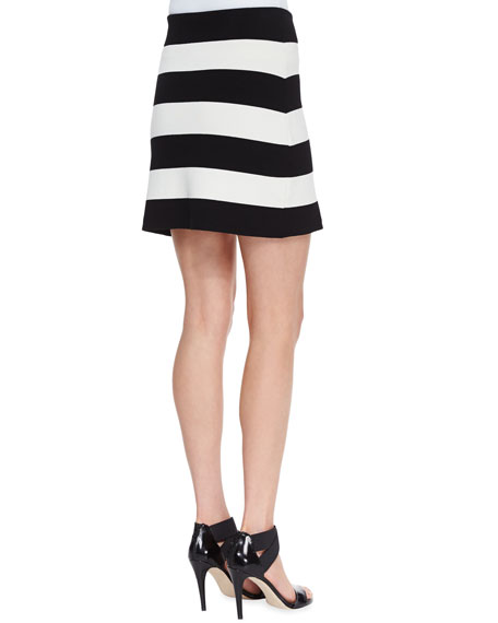 Prosecco Holeen S Striped Skirt