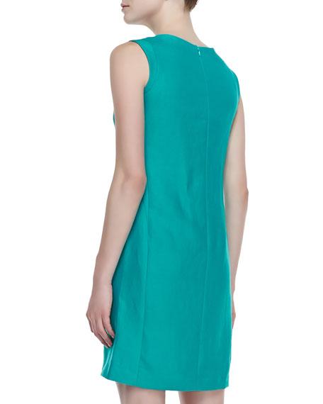 Diarra Linen Shift Dress
