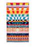 Pendleton Star-Print Beach Towel