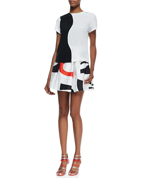 Primrose Printed Skirt