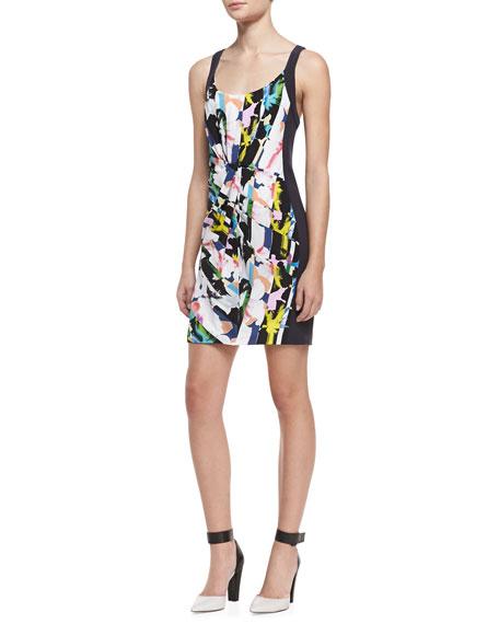 Bora Bora Silk Joshua Dress