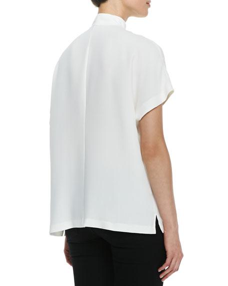 Reyn Short-Sleeve Blouse