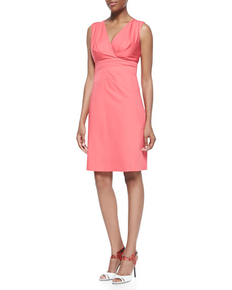 Sonya Sleeveless Sheath Dress