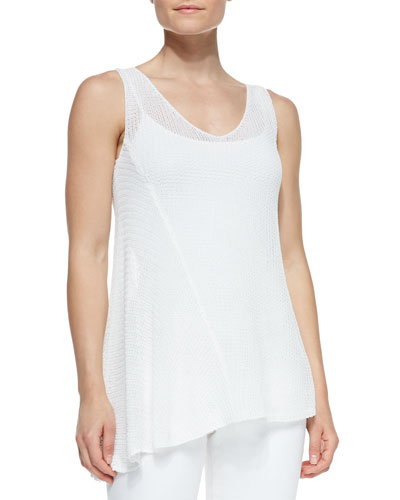 Tape Yarn Asymmetric Tank