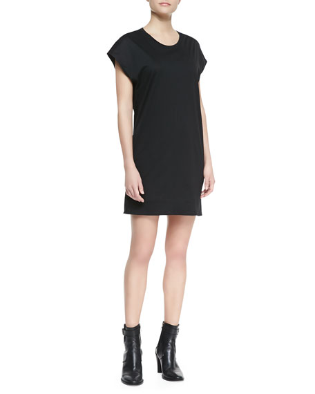 Quell Jersey T-Shirt Dress