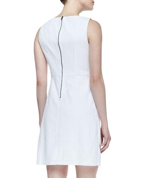 Maylin Crisscross A-line Dress