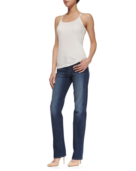 Faith Richie Straight-Leg Jeans