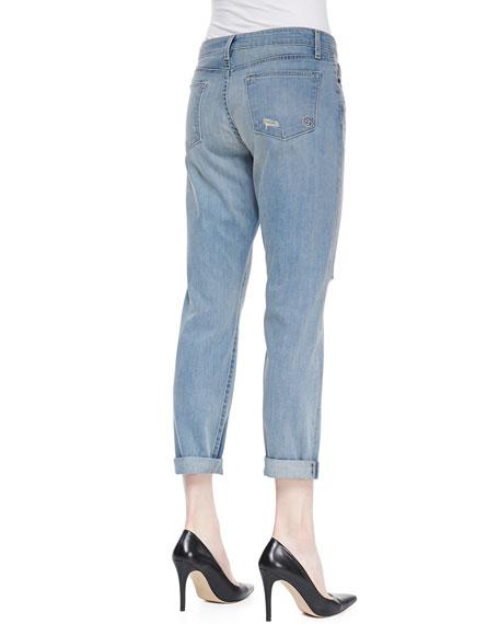 Glory Slim Boyfriend Jackson Jeans