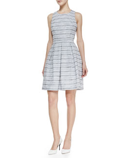 Trina Turk Cecilia Printed Sleeveless Dress