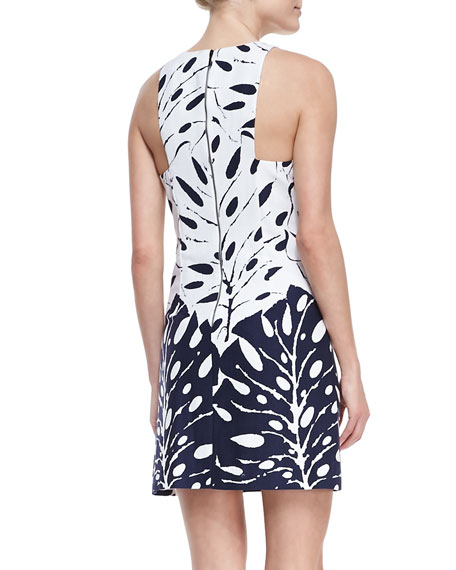 Loma Printed Sleeveless Dress