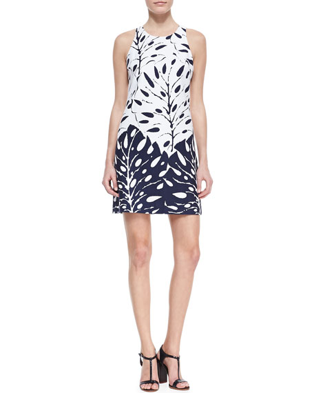 Loma Printed Sleeveless Dress