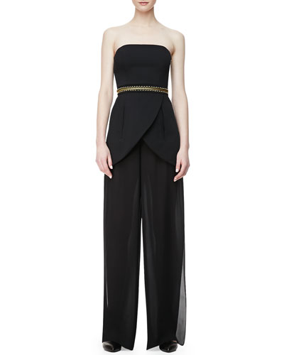 sass & bide Give A Cheer Combo Jumpsuit
