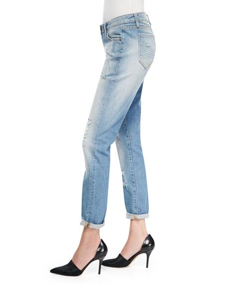 Paris Boyfriend Jeans, Queens Destroy